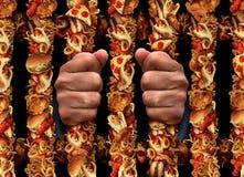 速食瘾 免版税库存图片