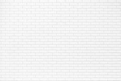 仿造在现代样式被反射的简单派的白色砖墙纹理或禅宗生活方式 背景是为背景 库存图片