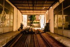 建造场所存贮 图库摄影