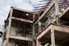 建造场所工作者 免版税图库摄影