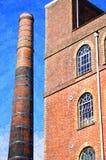 造纸厂, Ivybridge 免版税库存照片