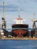 造船厂 库存照片