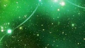 黄道带星座Scorpius 影视素材