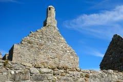 道林, Clonmacnoise,爱尔兰寺庙  免版税库存照片
