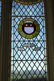 道格拉斯徽章-苏格兰氏族 库存图片