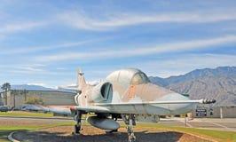 道格拉斯A-4 Skyhawk 图库摄影