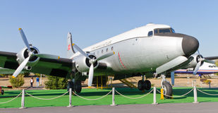 道格拉斯C-54 Skymaster 免版税图库摄影