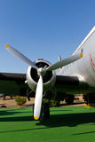 道格拉斯C-54 Skymaster 图库摄影