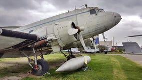 道格拉斯DC-3 C-47达可它 免版税库存图片