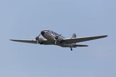 道格拉斯DC-3/C-47A Skytrain 免版税库存图片
