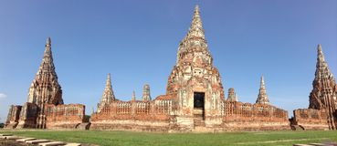 遗产世界在泰国 免版税库存照片