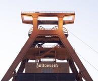 遗产世界zollverein 免版税库存图片