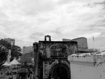 遗产城市 库存图片