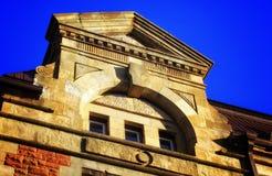 遗产大厦新的格拉斯哥 免版税库存照片