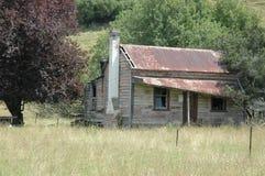 遗弃房子 库存照片