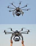 遥控飞行对象 库存图片