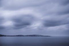遥远的海岛 免版税库存照片