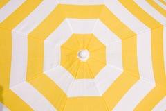 遮阳伞模式 免版税库存图片