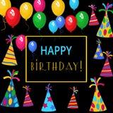 邀请的模板卡片,生日,设计的,广告,颜色,五颜六色,假日,问候,书套, Pla的元素 免版税库存图片