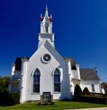 邓拉普教会 库存照片