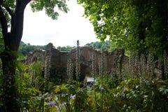 邓斯特城堡,全国信任,萨默塞特,英国 库存图片