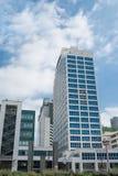 那不勒斯的商业中心 免版税库存照片