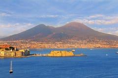 那不勒斯,意大利 免版税图库摄影