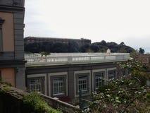 那不勒斯-大监督温床的大阳台 图库摄影
