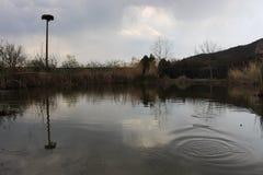 那个从从保加利亚的Roupite环境美化 免版税库存图片