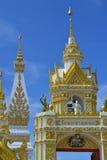 那个Phanom寺庙 免版税库存照片