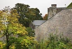 那慕尔城堡  瓦隆 比利时 库存图片