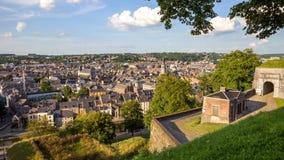 那慕尔市阿尔登比利时 免版税库存照片