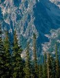 从那瓦伙族人通行证, Wenatchee国家森林,高山湖原野,华盛顿的斯图尔特范围 库存图片