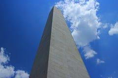 邦克山纪念碑 免版税库存照片