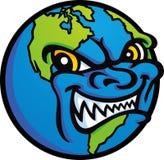 邪恶的世界 免版税图库摄影