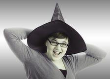 邪恶的巫婆 免版税图库摄影