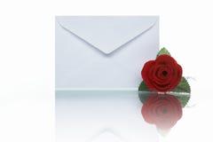 邮件上升了 库存图片