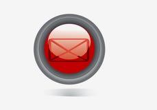 邮件 库存例证