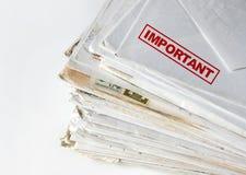邮件 免版税库存图片