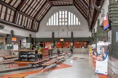 邮局在Java的Indoensia Surabya 免版税图库摄影