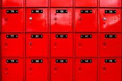 邮政专用信箱 免版税库存图片