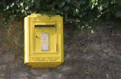 邮政的配件箱 免版税库存图片