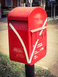 邮政箱子 库存图片