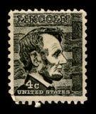 邮票。 图库摄影