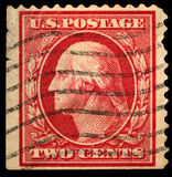 邮票我们葡萄酒 免版税库存照片