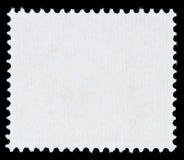 邮票模板 免版税图库摄影