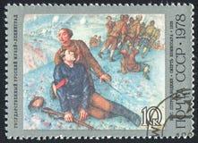 邮票 免版税库存照片