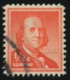 邮票 库存照片