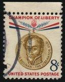 邮票 库存图片