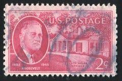 邮票 免版税图库摄影